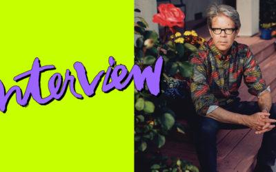 Jonathan Franzen Interviewed in Interview Magazine