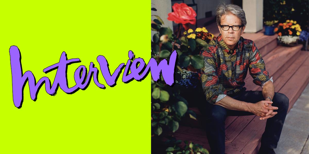 Franzen Interviewed in Interview Magazine